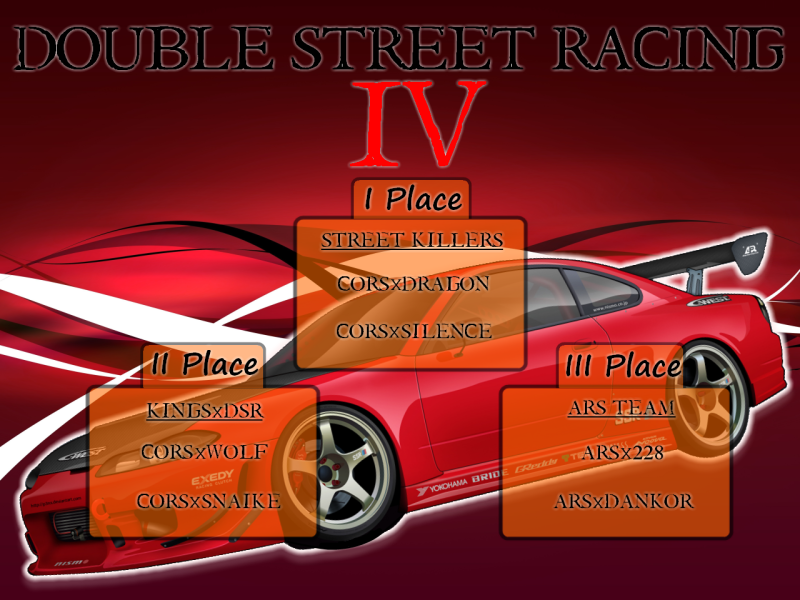 Double Street Racing IV